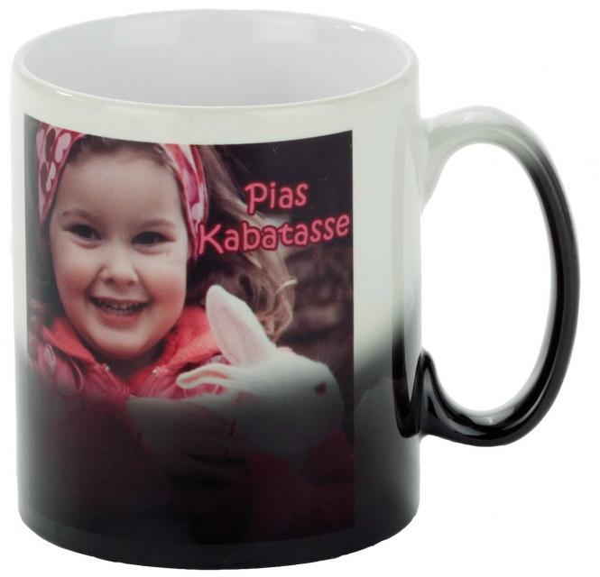 Magic Mug schwarz